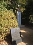 2013-10-23 Ganson bust of Ganson