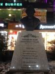 2013-12-17 Tagore statue